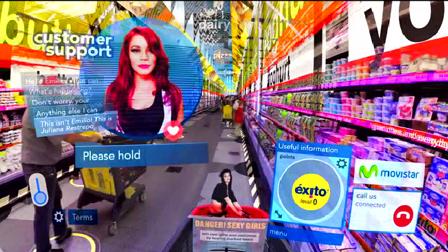 未来可能是这样的:AR 增强现实的世界
