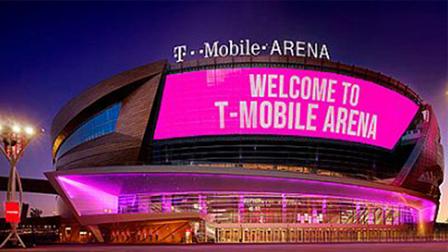达科为T-Mobile体育场打造美国最大的LED格栅屏