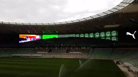 洲明科技俄罗斯克拉斯诺达尔球场4800平米项目