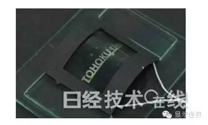 """柔性液晶,利用""""无基板""""挑战OLED 4.jpeg"""