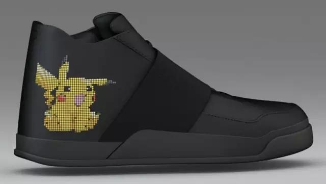 Vixole的外型类似普通的运动鞋,而最大的亮点就是针对Pokemon Go特别设计。当用户发现附近出现小精灵时,鞋子便会第一时间震动提醒,并通过鞋子后方表面的LED显示屏,直接将该小精灵的图像显示出来,让用户可以快速的将小精灵收入囊中。