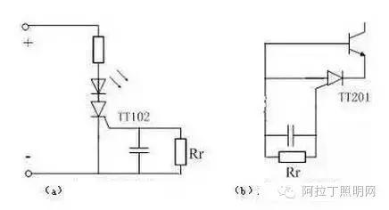 led开关电源最实用的保护电路图