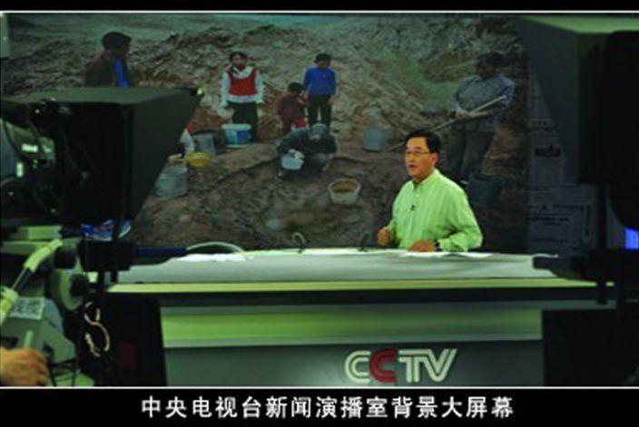电视台墙_电视台节目背景墙设计找关系人脉资源