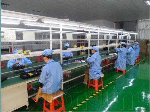 中祥创新-中祥创新安徽工厂照明led系列产品试产成功